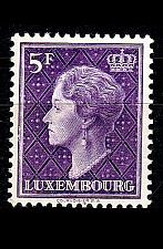 Buy LUXEMBURG LUXEMBOURG [1958] MiNr 0589 ( **/mnh )