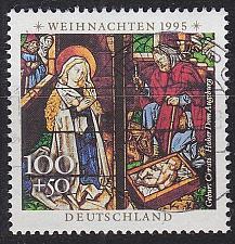 Buy GERMANY BUND [1995] MiNr 1832 ( O/used ) Weihnachten