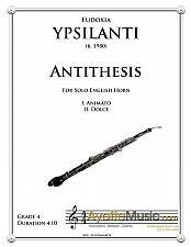 Buy Ypsilanti - Antithesis for English Horn