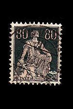 Buy SCHWEIZ SWITZERLAND [1917] MiNr 0141 x ( O/used )