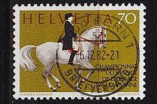 Buy SCHWEIZ SWITZERLAND [1982] MiNr 1234 ( O/used ) Tiere