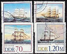 Buy GERMANY DDR [1988] MiNr 3198-01 ( OO/used ) Schiffe