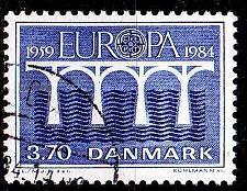 Buy DÄNEMARK DANMARK [1984] MiNr 0807 ( O/used ) CEPT