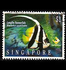 Buy SINGAPUR SINGAPORE [1995] MiNr 0774 ( O/used ) Tiere