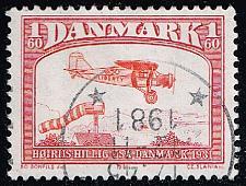 Buy Denmark #698 Bellanca J-300; Used (4Stars)  DEN0698-01XBC