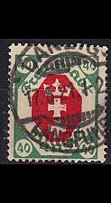 Buy GERMANY REICH Danzig [1921] MiNr 0079 ( OO/used )