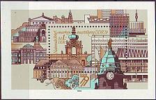 Buy GERMANY DDR [1979] MiNr 2443 Block 55 ( **/mnh ) Bauwerke
