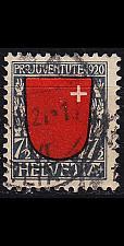 Buy SCHWEIZ SWITZERLAND [1920] MiNr 0153 ( O/used ) Pro Juventute