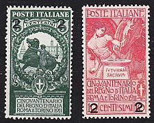 Buy ITALIEN ITALY [1913] MiNr 0107 I ex ( */mh ) [01]