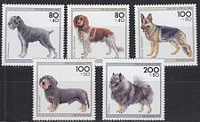 Buy GERMANY BUND [1995] MiNr 1797-01 ( **/mnh ) Tiere