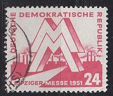 Buy GERMANY DDR [1951] MiNr 0282 ( OO/used )
