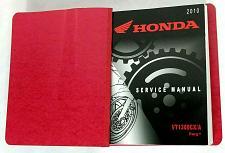 Buy 2010 Honda Model VT1300CX/A Fury Motorcyle Shop Service Repair Manual