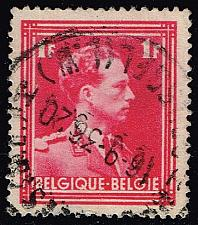 Buy Belgium #284 King Leopold III; Used (0.25) (1Stars) |BEL0284-07XRS