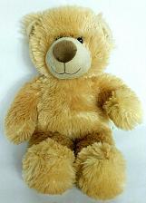 "Buy Build A Bear Workshop Bear BAB Brown Plush Stuffed Animal 14.5"""