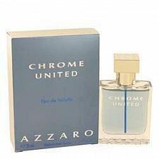 Buy Chrome United Eau De Toilette Spray By Azzaro