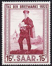 Buy GERMANY Saar [1955] MiNr 0361 ( **/mnh )