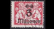 Buy GERMANY REICH Danzig [1923] MiNr 0166 ( OO/used )