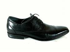 Buy Alfani Black Leather Lace Up Oxford Dress Shoes Men's 12 M (SM3)