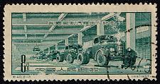 Buy China PRC #312 Trucks on Assembly Line; Used (0Stars) |CHP0312-01XVA