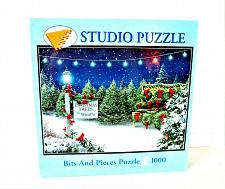 Buy Tis The Season 2005 1000 pc Bits And Pieces Studio Puzzle Factory Sealed