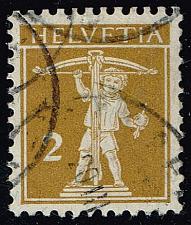 Buy Switzerland #153 William Tell's Son; Used (0.75) (3Stars)  SWI0153-04XRS
