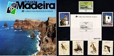 Buy PORTUGAL [Madeira] Jahrgang 1987 ( **/mnh ) mit Schwarzdruck