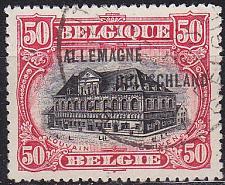 Buy BELGIEN BELGIUM [Rheinland] MiNr 0010 ( O/used )
