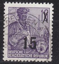 Buy GERMANY DDR [1954] MiNr 0438 I m ( OO/used )
