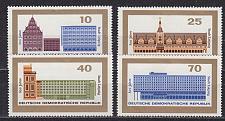 Buy GERMANY DDR [1965] MiNr 1126-29 ( **/mnh ) Bauwerke