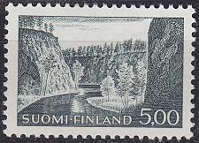 Buy FINLAND SOUMI [1963] MiNr 0588 x ( **/mnh ) Landschaft