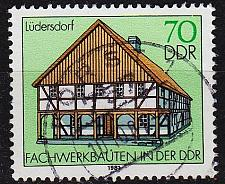 Buy GERMANY DDR [1981] MiNr 2628 ( OO/used ) Bauwerke