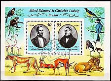 Buy GERMANY DDR [1989] MiNr 3256-57 Block 98 ( OO/used ) Tiere