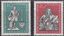 Buy GERMANY DDR [1959] MiNr 0682-83 ( **/mnh )