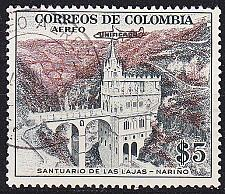 Buy KOLUMBIEN COLOMBIA [1959] MiNr 0881 ( O/used )