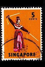 Buy SINGAPUR SINGAPORE [1968] MiNr 0086 C ( O/used ) Trachten