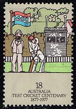 Buy Australia #662 Umpire and Batsman; Used (0.45) (3Stars) |AUS0662-01XBC