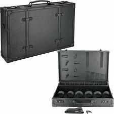 Buy Large Travel Barber Clipper Trimmer Shear Blade Tool Case Stylist Organizer Box