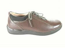 Buy Drew Brown Leather Sneakers Lace Up Oxford Casual Shoes Men's 10 M (SM5)