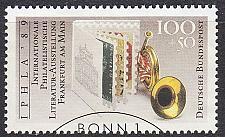 Buy GERMANY BUND [1989] MiNr 1415 ( O/used ) Musik