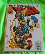Buy THE UNCANNY X-MEN by Marvel Comics #339 Dec. 1996 GD-VG