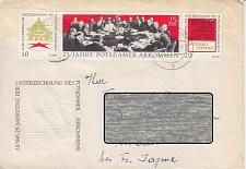 Buy GERMANY DDR [1970] MiNr 1598-00 Zdr ( Brief )