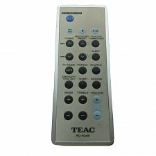 Buy Genuine Teac Audio System Remote Control RC-1045 Tested Works