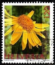 Buy SCHWEIZ SWITZERLAND [2003] MiNr 1823 A ( O/used ) Blumen