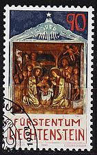 Buy LIECHTENSTEIN [1992] MiNr 1051 ( O/used ) Weihnachten