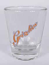 "Buy Grizzlies 2.25"" Collectible Shot Glass"