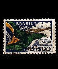 Buy BRASILIEN BRAZIL [1933] MiNr 0388 ( O/used )
