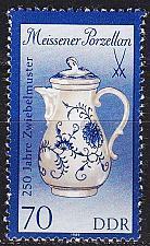 Buy GERMANY DDR [1989] MiNr 3244 I ( **/mnh ) Meissen