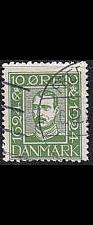 Buy DÄNEMARK DANMARK [1924] MiNr 0140 ( O/used )