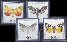 Buy GERMANY BUND [1992] MiNr 1602-06 ( **/mnh ) Schmetterlinge