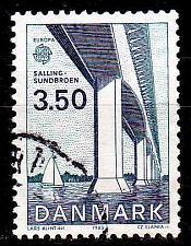 Buy DÄNEMARK DANMARK [1983] MiNr 0782 ( O/used ) CEPT